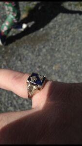 10k gold Canada ring