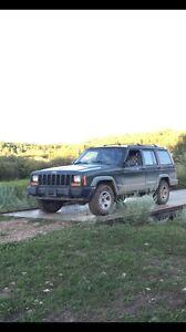 1997 jeep Cherokee  Regina Regina Area image 3