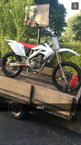 2005 crf250 for cash or trade