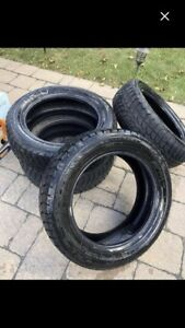 4 winter tires 225/60R18