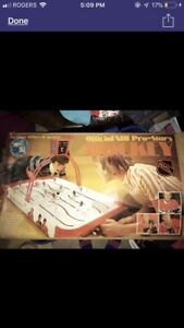 1971 Official NHL PRO STARS Table Hockey
