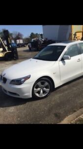 2005 BMW 525xi Complete Part Out