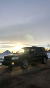 2001 Forester Stb Sti