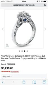 Vera Wang Love Collection 0.83 CT. T.W.
