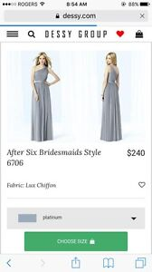 After Six Bridesmaid dress * BRAND NEW