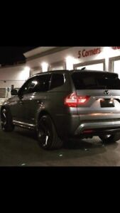 BMW X3 M-SPORT PACKAGE Beautiful Exhuast+ safety