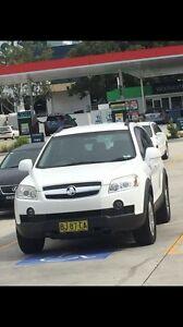 Holden turbo diesel 7 seat Greenacre Bankstown Area Preview