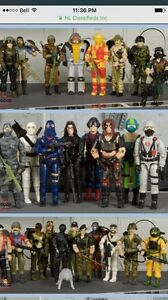 WANTED  VINTAGE  GI JOE