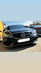 Mercedes E-Klasse W212 350 BlueTEC 4MATIC Test