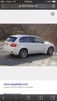 BMW X5 diesel wanted Mona Vale Pittwater Area Preview