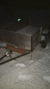 8x5 Utility trailer