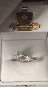 Promise & engagement rings