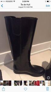 Michael Kors Rain Boots  Gatineau Ottawa / Gatineau Area image 1