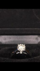 New 1.00ct Diamond Ring