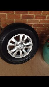 GXL Landcruiser 200 - Rims & Tyres West Swan Swan Area Preview
