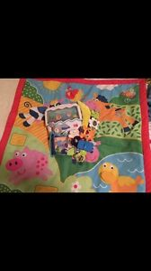 BABY PACKAGE. ACTIVITY MAT, TOYS AND BLANKETS/ WRAPS Osborne Port Adelaide Area Preview