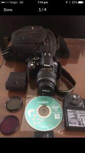 Nikon d3100 Dulwich Hill Marrickville Area Preview
