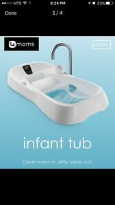 4Moms Infant Tub (w/ built in thermometer)