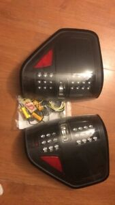 Ford F-150 led tail lights