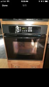 "30"" Fridigaire Gallery convection oven"