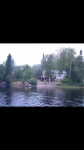 Camp for rent on One Island Lake
