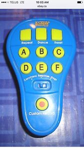 Looking for replacement fur real squeakers remote.