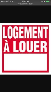 Grand 5 1/2 A Louer Montreal