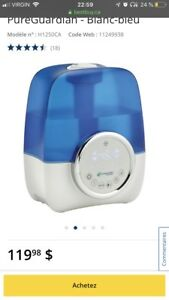 Humidificateur intelligent