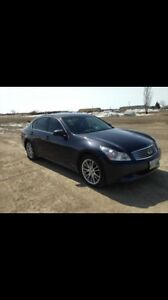 Looking for a Infiniti G35x  or G37x