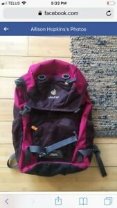 Deuter Toddler Backpack