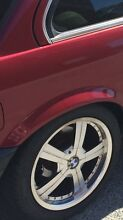 Bmw e30 wheels 90% tread Balcatta Stirling Area Preview