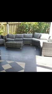 Outdoor setting 12 seater Harvey Norman East Hills Bankstown Area Preview