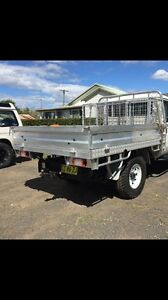 Landcruiser Custom Alloy tray for swap Casino Richmond Valley Preview