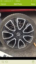 Set of 2 PDW 18' inch 5 stud alloy mag wheels suitable for Holden Highbury Tea Tree Gully Area Preview