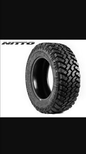 Nitto Trail Grappler M/T 35's