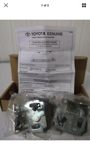 Toyota Hilux canopy latch kit