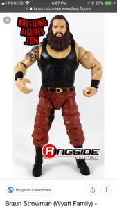 Wanted: loose figure of Braun Strowman
