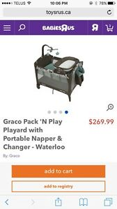 In search of graco playpen/play yard in EUC