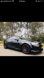 2007 sv6 Holden commodore Dean Park Blacktown Area Preview