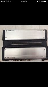 Car Stereo Amps