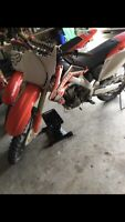 2006 Honda crf250r MINT condition must see