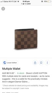 Wanted: WANTED: Louis Vuitton wallet
