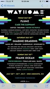WayHome single day passes