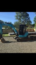 EXCAVATOR DRY HIRE 4.5T Redland Bay Redland Area Preview