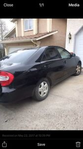 Toyota Camry 2003 for parts