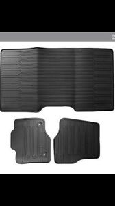 Ford factory F150 all weather floor mats Peterborough Peterborough Area image 1