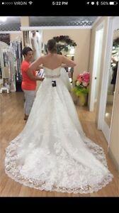 Wedding dress-Eddie K