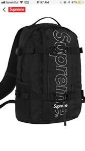 Supreme f/w backpack