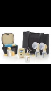 Medela double breast pump for sale
