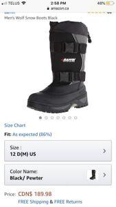 Baffin men's snow boot
